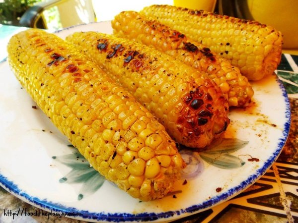grilled-buttered-corn