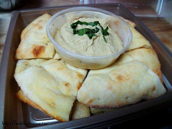 Hummus / zpizza