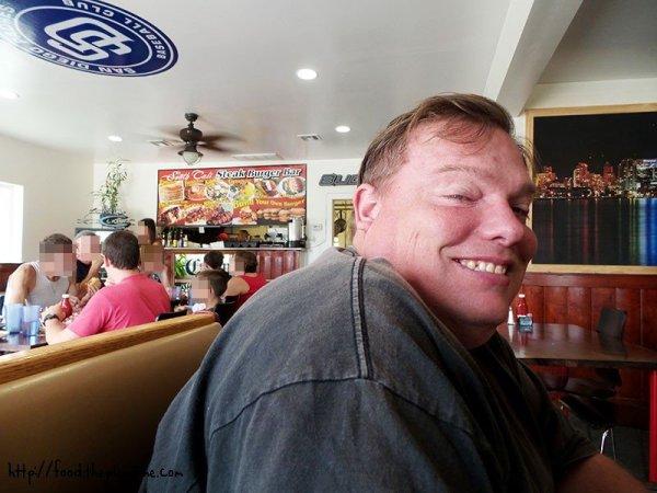 Interior at South Cali Steak Burger Bar - Chula Vista, CA