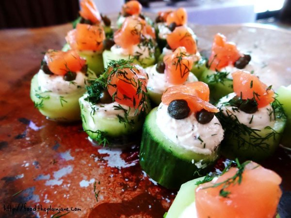 lawrys-catering-cucumber-canapes-salmon-dill