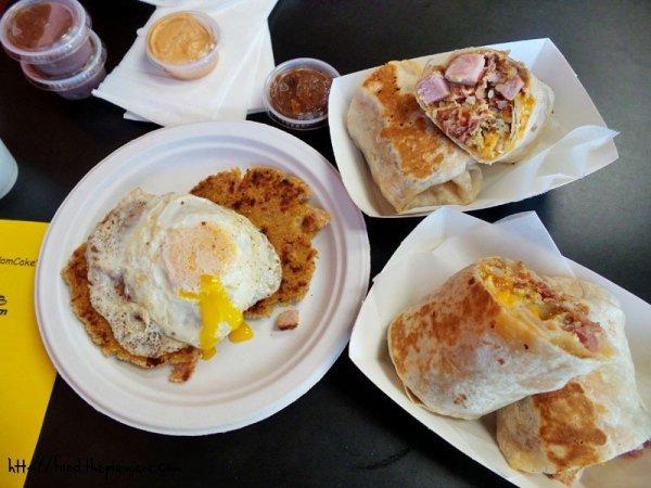 Breakfast at Ham n Scram / Orange County