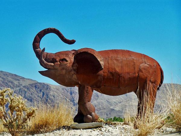 baby-elephant-borrego-springs-sculptures