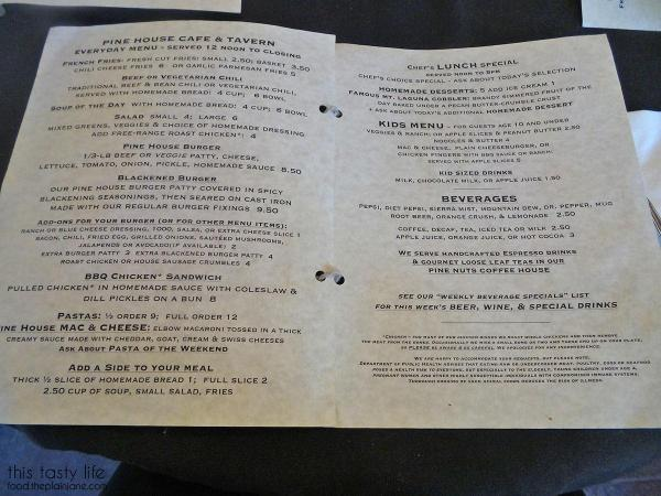 pine-house-cafe-tavern-menu-1