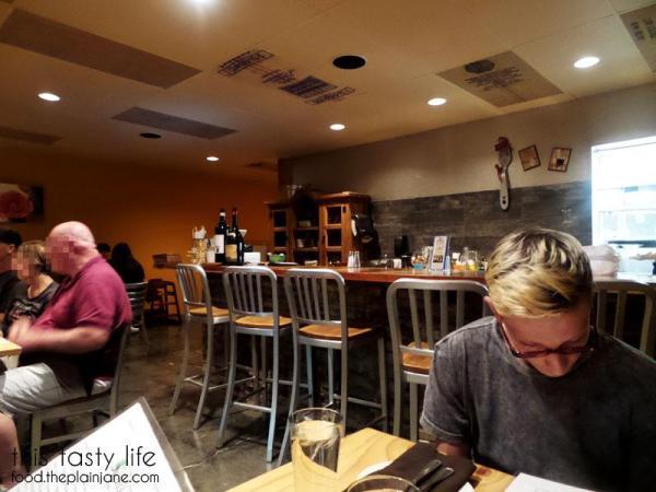 Cucina Basilico - inside