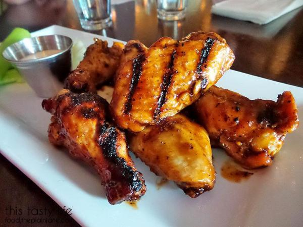 Toronado Teriyaki Wings - San Diego Wing Week