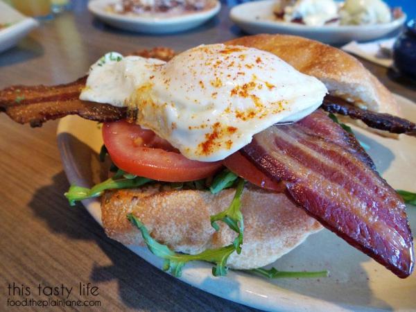 B.E.A.T. Sandwich | Snooze AM Eatery - San Diego, CA