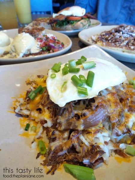 Breakfast at Snooze AM Eatery - San Diego, CA