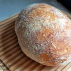homemade bread for sunday morning