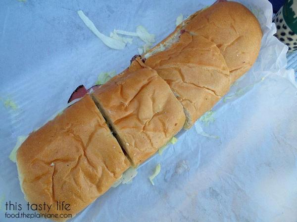Pastrami Sandwich - College Sub Shop | San Diego, CA