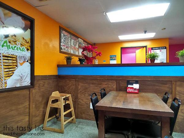 Tamales Ancira - interior | This Tasty Life - San Diego food blog