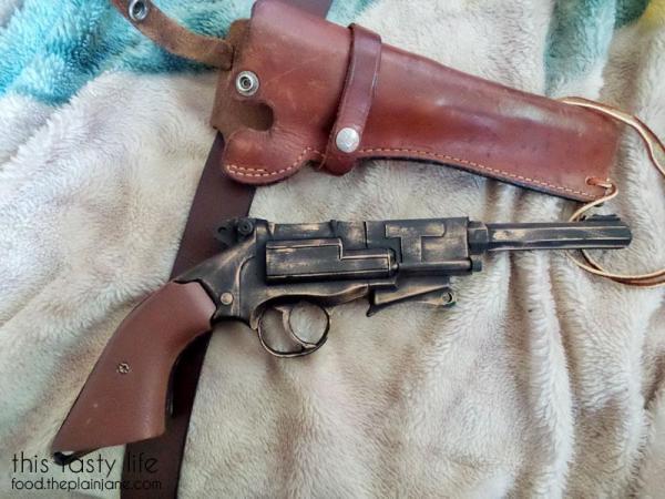 Mal's Pistol replica from Firefly/Serenity