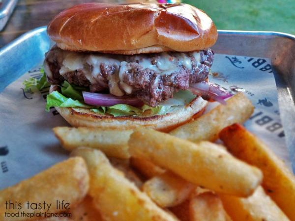 Meat Love Burger at The Rabbit Hole | San Diego Burger Week 2015