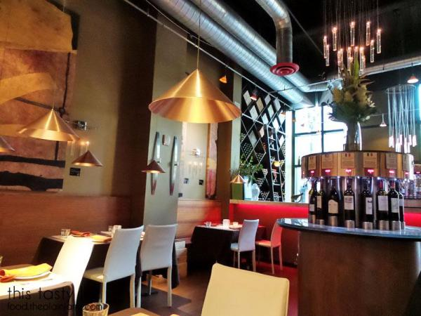 Dining Room | Toast Enoteca - East Village/Downtown San Diego
