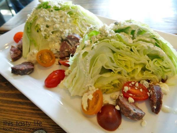Wedge Salad - Draft Republic | San Diego, CA