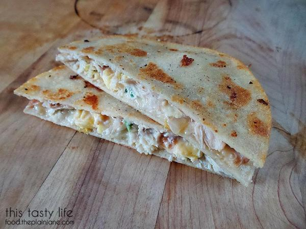 Easy Mexican Breakfast Quesadillas | This Tasty Life