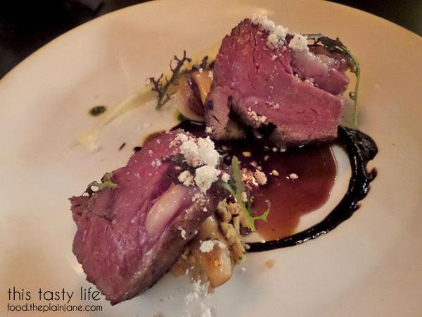 Colorado Lamb Lion at The Cork and Craft | Rancho Bernardo - San Diego - This Tasty Life
