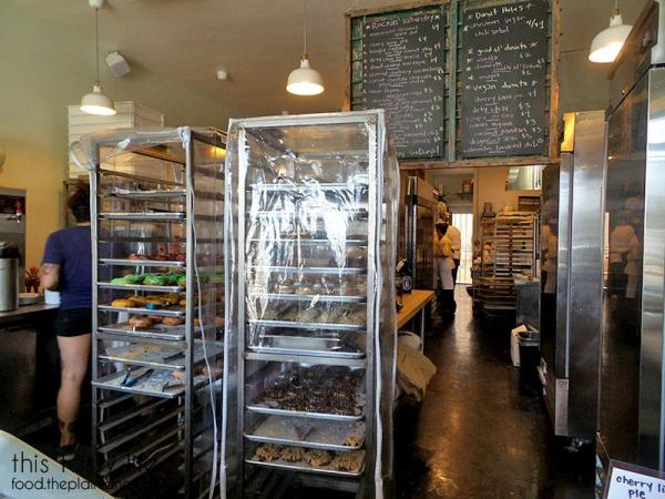Interior at Nomad Donuts / San Diego, CA