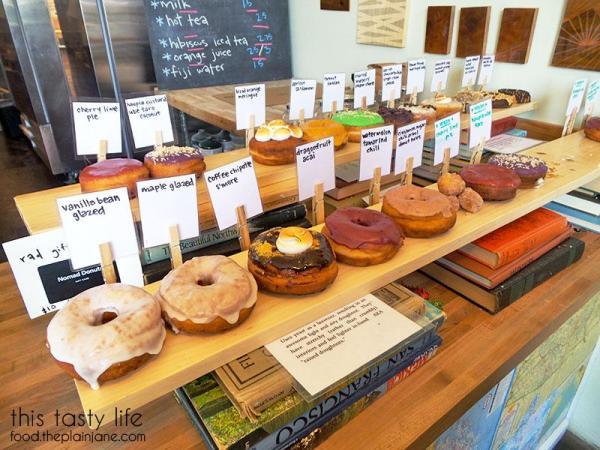 Donuts at Nomad Donuts / San Diego, CA
