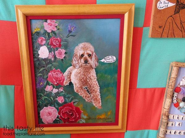 poodle-painting