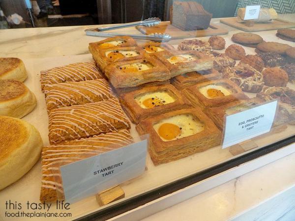 Strawberry Tarts | Holsem Coffee - North Park - San Diego, CA
