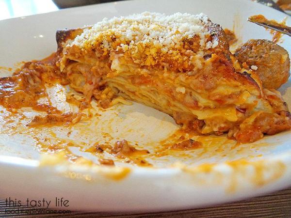 Lasagna alla Bolognese | Bencotto - Little Italy San Diego