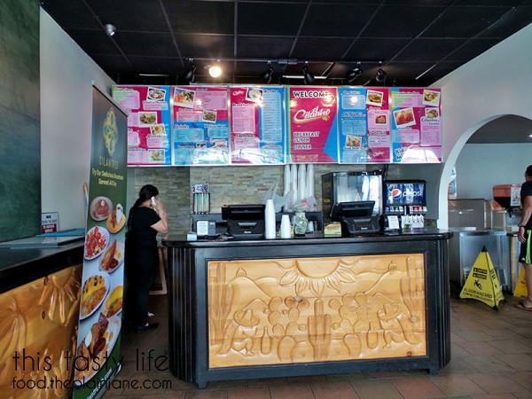 Entrance/Menu - El Cilantro Mexican Restaurant   Imperial Beach, CA