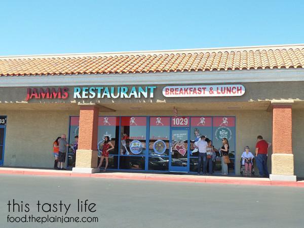 Jamms Restaurant - Las Vegas, NV