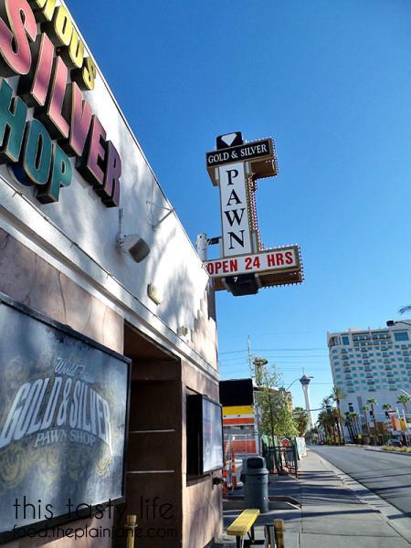Pawn Stars Exterior   Last Vegas, NV