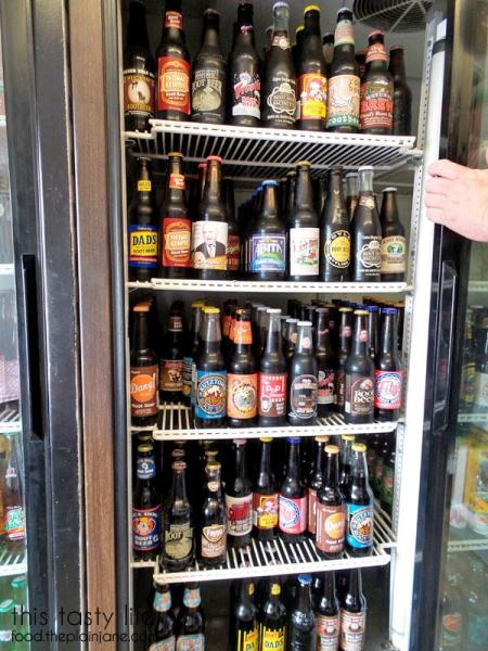 Root Beers at The Grove Grinder Sandwich Shop | Lemon Grove - San Diego, CA