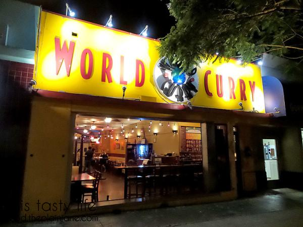 World Curry | Pacific Beach - San Diego, CA
