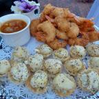 ice cream, a lake, seafood and a wedding | east coast trip