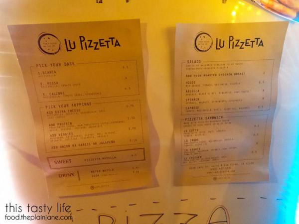 lu-pizzeta-menu