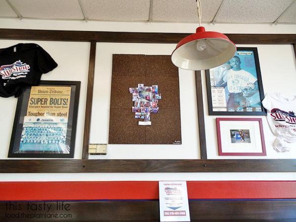 Homage Collage | College Sub Shop - San Diego, CA