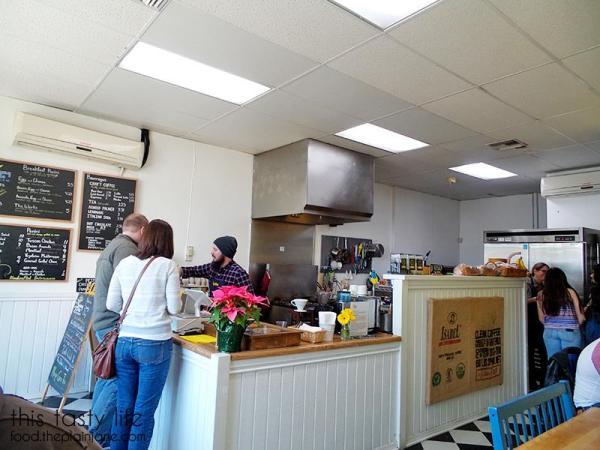 Counter at Sunny Side Kitchen - Escondido, CA