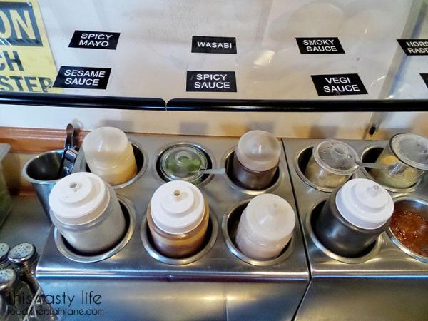 Sauces | Jeong Won Korean BBQ Buffet - San Diego, CA