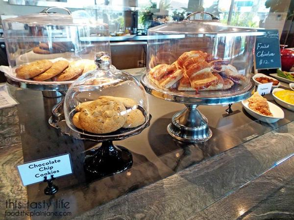Baked goods at Havana Grill | San Diego, CA / This Tasty Life