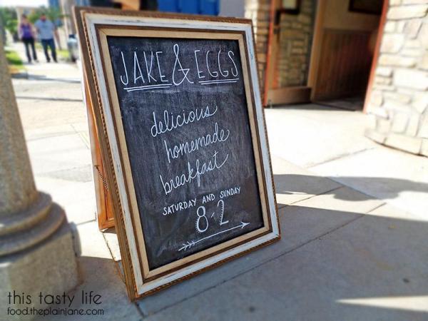 Jake & Eggs | San Diego - Ocean Beach
