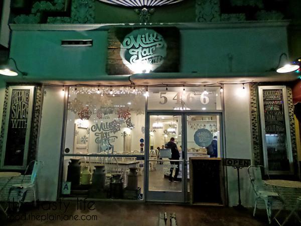 Milk Jar Cookies - Los Angeles, CA