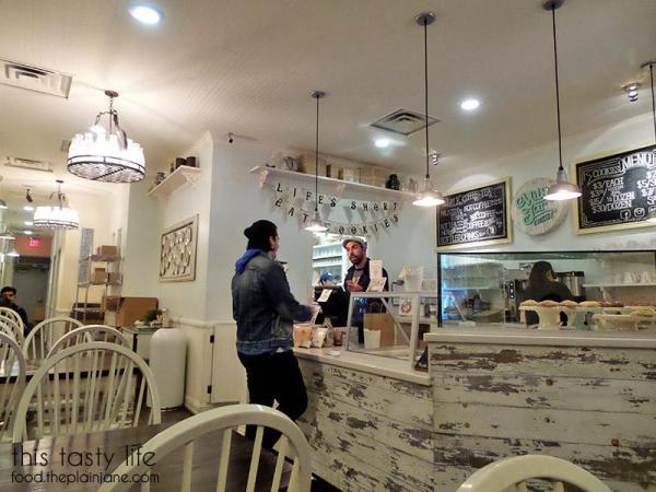 Interior at Milk Jar Cookies - Los Angeles, CA