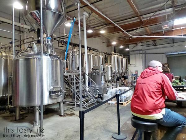 Brewing | Rough Draft Brewing Company - San Diego, CA | This Tasty Life