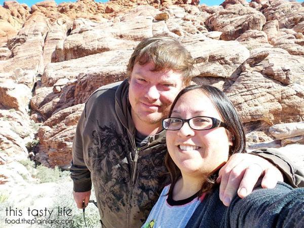At Red Rock Canyon | Las Vegas, NV