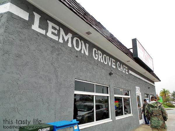 The Lemon Grove Cafe - San Diego, CA