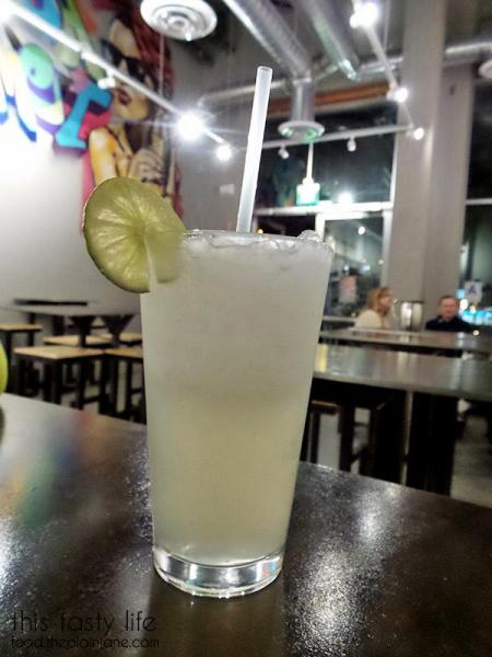 Lemonade with lavender bitters | MishMash - San Diego, CA | This Tasty Life