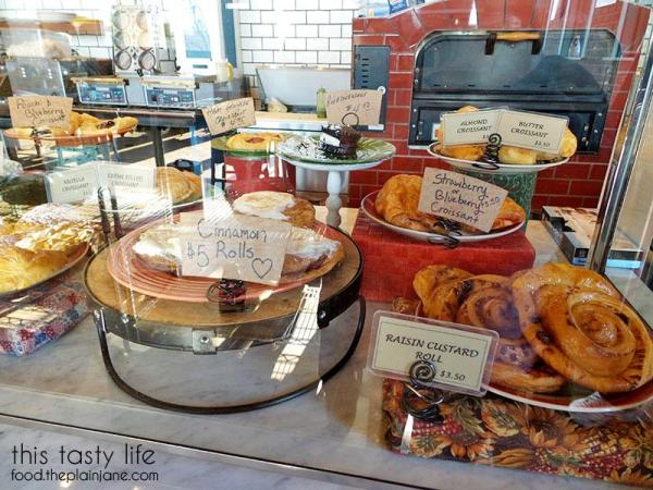 Goodies at Lulu's Bread & Breakfast | Las Vegas, NV | This Tasty Life - http://food.theplainjane.com
