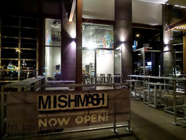Exterior | MishMash - San Diego, CA | This Tasty Life