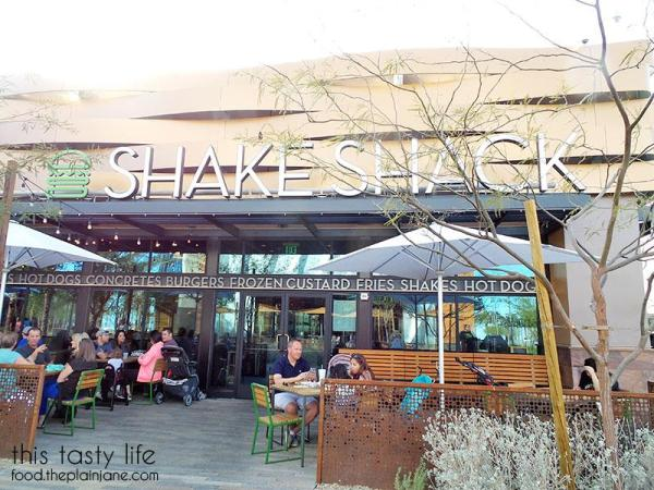 Shake Shack | Las Vegas | This Tasty Life - http://food.theplainjane.com