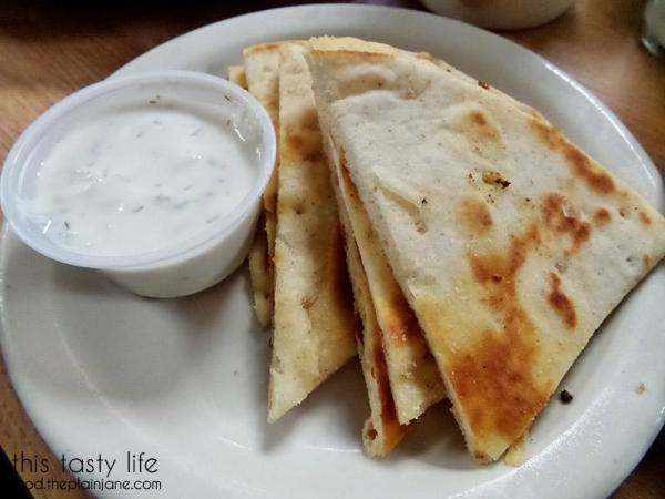 Side of Pita Bread | Lemon Grove Cafe - San Diego, CA