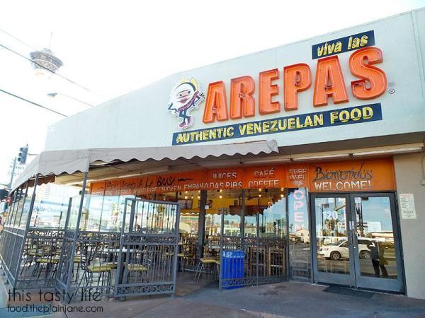 Viva Las Arepa   Las Vegas   This Tasty Life - http://food.theplainjane.com