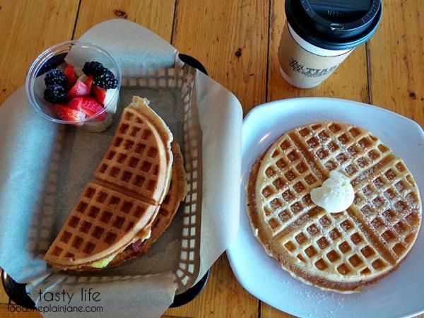 Breakfast Overview | TIABI Coffee & Waffle Bar | Las Vegas, NV