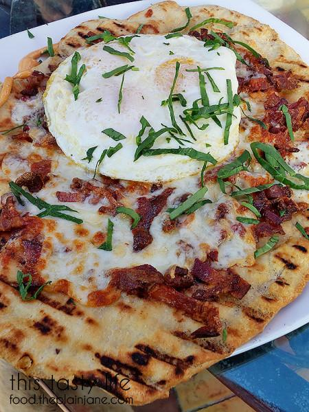 Pizza for breakfast is a legit meal at Parkhouse Eatery | University Heights - San Diego, CA | This Tasty Life - http://food.theplainjane.com